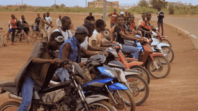 AFRICAN RACE
