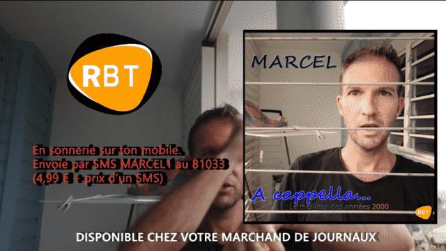 MARCEL - A CAPPELA
